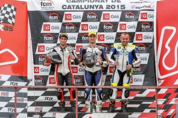 Pedro Rodríguez vence en el Campeonato Mediterráneo de Velocidad