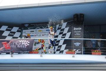 Joan Sardanyons y el Team Torrentó en el podio del andaluz