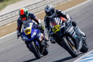 El Team Torrentó protagoniza dos carreras emocionantes