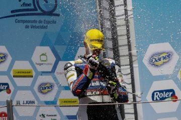 El Team Torrentó sube al podio en la carrera de casa