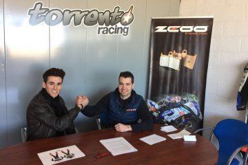 Marc Alcoba y Juan A. Bellver se unen al Team Torrentó