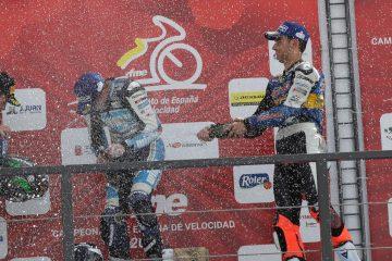 El Team Torrentó sube al podio en un duro fin de semana