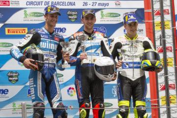 El Andotrans Team Torrentó se alza con la victoria en Barcelona