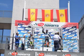 Campeones en el Circuito de Navarra
