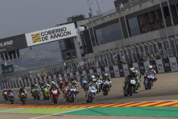 Intenso fin de semana con doble manga en el Circuito de Motorland – Aragón