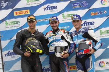 El Andotrans Team Torrentó vuelve a liderar el campeonato con la victoria de Marc Alcoba en Valencia