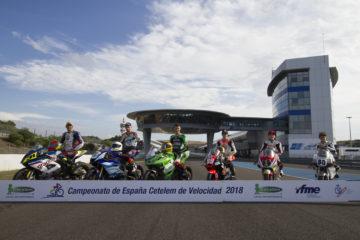 El Andotrans Team Torrentó gana el Campeonato de España de Velocidad en la categoría de Superstock 600