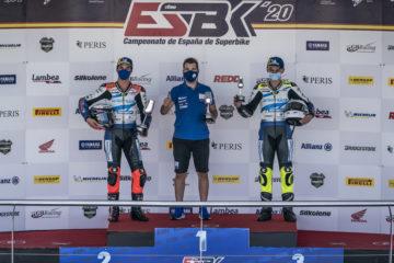 Doble victoria para el Andotrans Team Torrentó en el ESBK de Jerez.