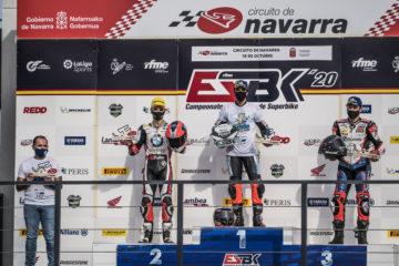 El Andotrans Team Torrentó gana por tercera vez consecutiva el Campeonato de España de Superbike.