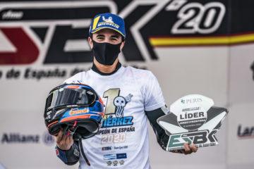 Una temporada brillante para el Andotrans Team Torrentó junto a Óscar Gutiérrez.